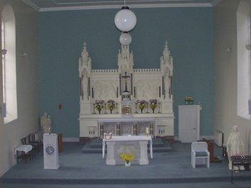 Altar in Grange Church