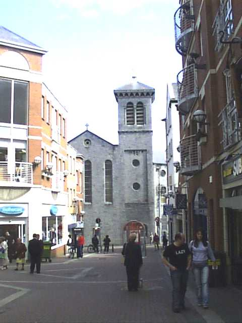 Cruise's Street and St Michael's Church